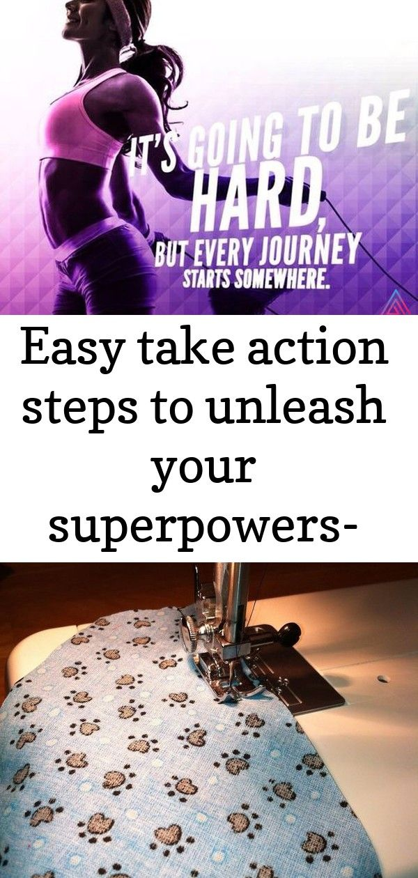 Easy take action steps to unleash your superpowers- free for limited time 20