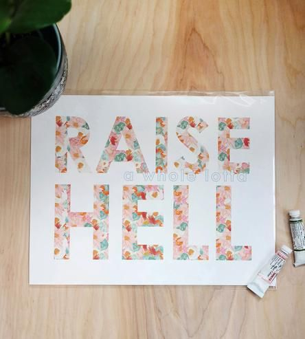 Raise-hell-art-print-1399403432