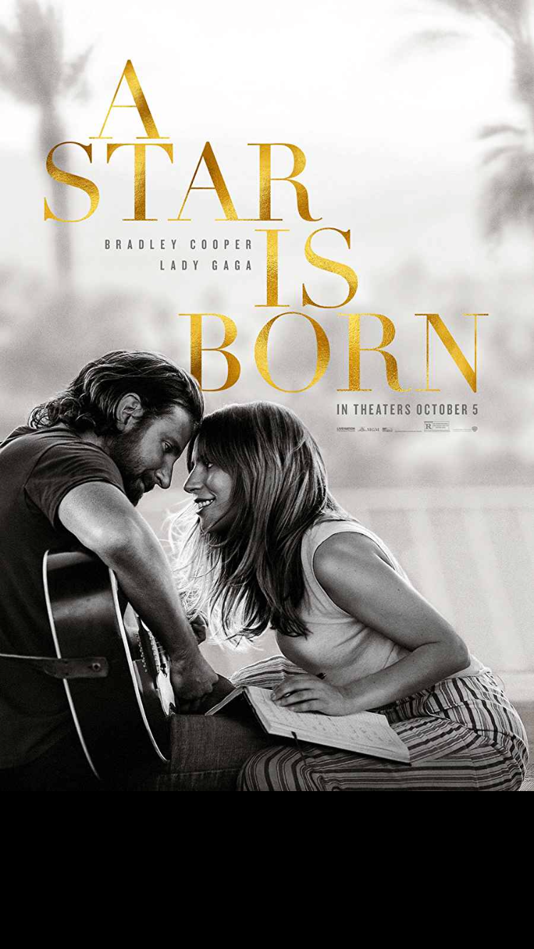 Image result for A Star Is Born (2018) pinterest