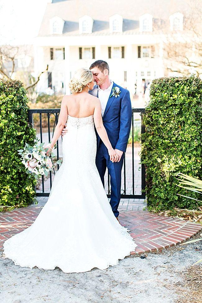 Hannah & Gregory {Pine Lakes Country Club}   Wedding Row Grand Strand
