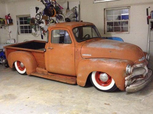 54 Chevy Truck Google Search With Images 54 Chevy Truck