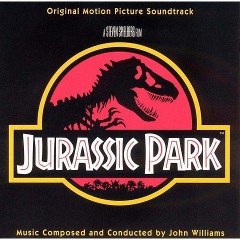 John williams - Jurassic park (Ost) (CD) #jurassicparkworld