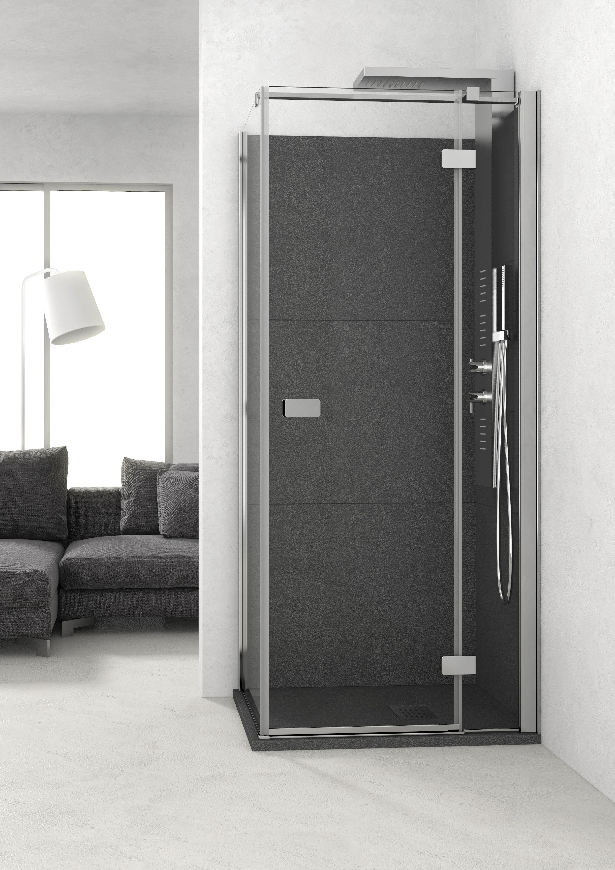 Ardesia wall i nuovi pannelli di rivestimento per - Pannelli per rivestimento interno doccia ...