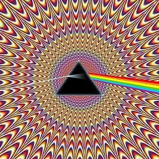 Pink Floyd illusion