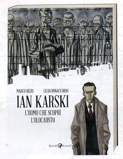 Il Colore dei Libri: L'Angolo dello Scrittore [Recensione]: Jan Karski....