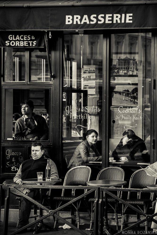 Brasserie Paris Old Paris Paris Cafe Vintage Paris