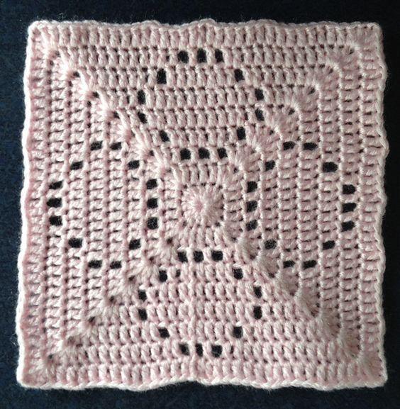 Ravelry: cuddlycritter\'s Circle of Life granny | knitty crochet ...