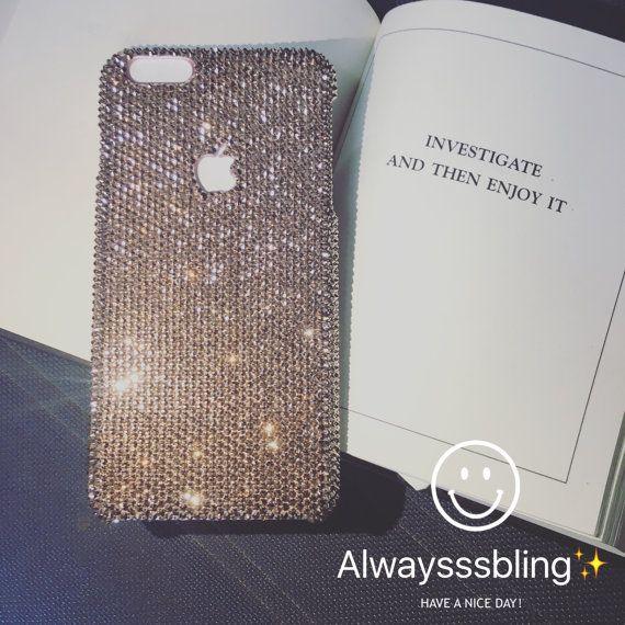 more photos 006de acd6c Phone Case For iPhone 6/6S plus in 100% authentic SWAROVSKI CRYSTALS ...