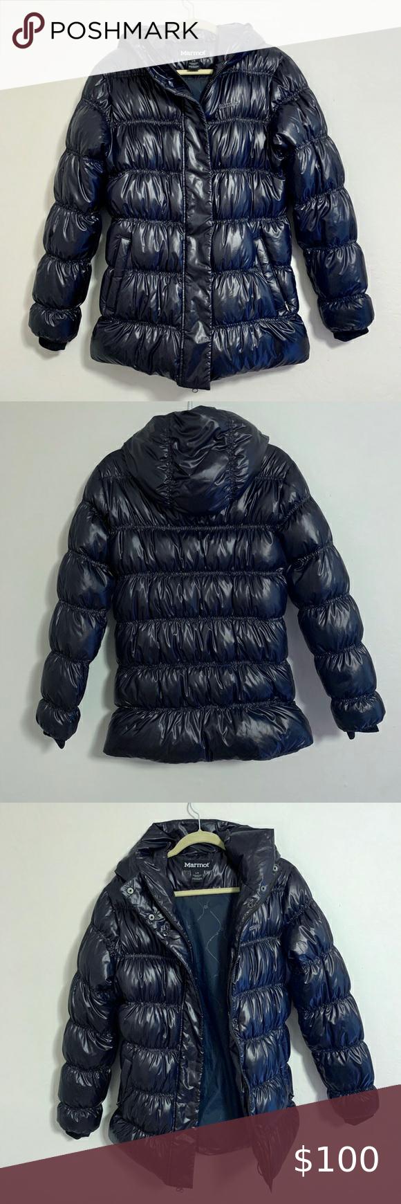 Marmot Black Reflective Puffer Jacket Long Super Warm And Cozy Puffer Jacket From Marmot Black Coat Down Filled Z Puffer Jacket Long Puffer Jackets Jackets [ 1740 x 580 Pixel ]