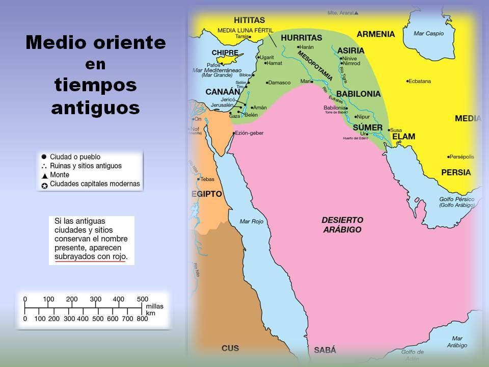 Dos Mapas Del Medio Oriente En Tiempos Del Antiguo Testamento A Principios Del Siglo Xxi De Alta Calidad A Todo Color Mapas Mapa Antiguo Testamento