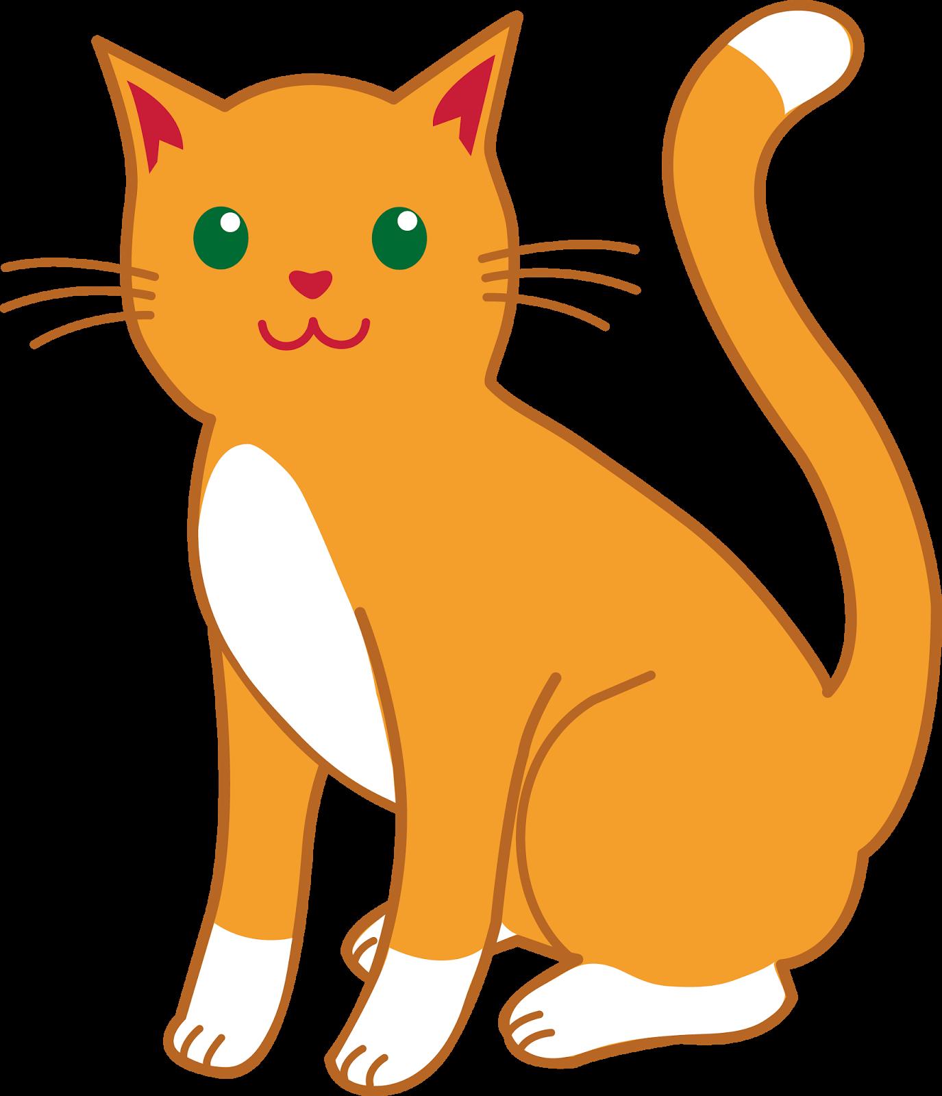 Pt585r9gc Png 1375 1600 Cat Clipart Cats Art Drawing Cartoon Cat Drawing