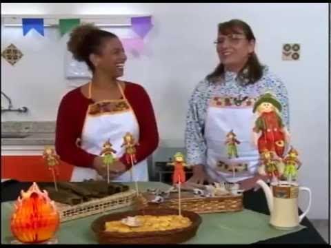 CEQV - Culinária Prazer & Saúde - Festa Junina