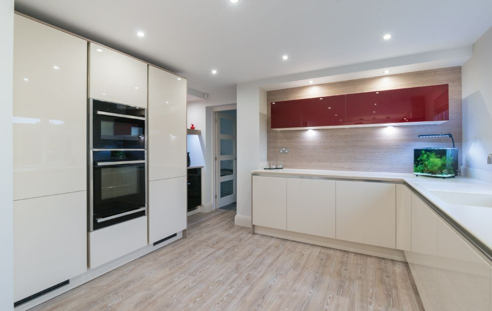 Wanting To Bring Their Kitchen Into The Century, A Barrowford Couple Opted  For The Very Best German Engineered Units As Well As All The Very Latest  Hi Tech ...