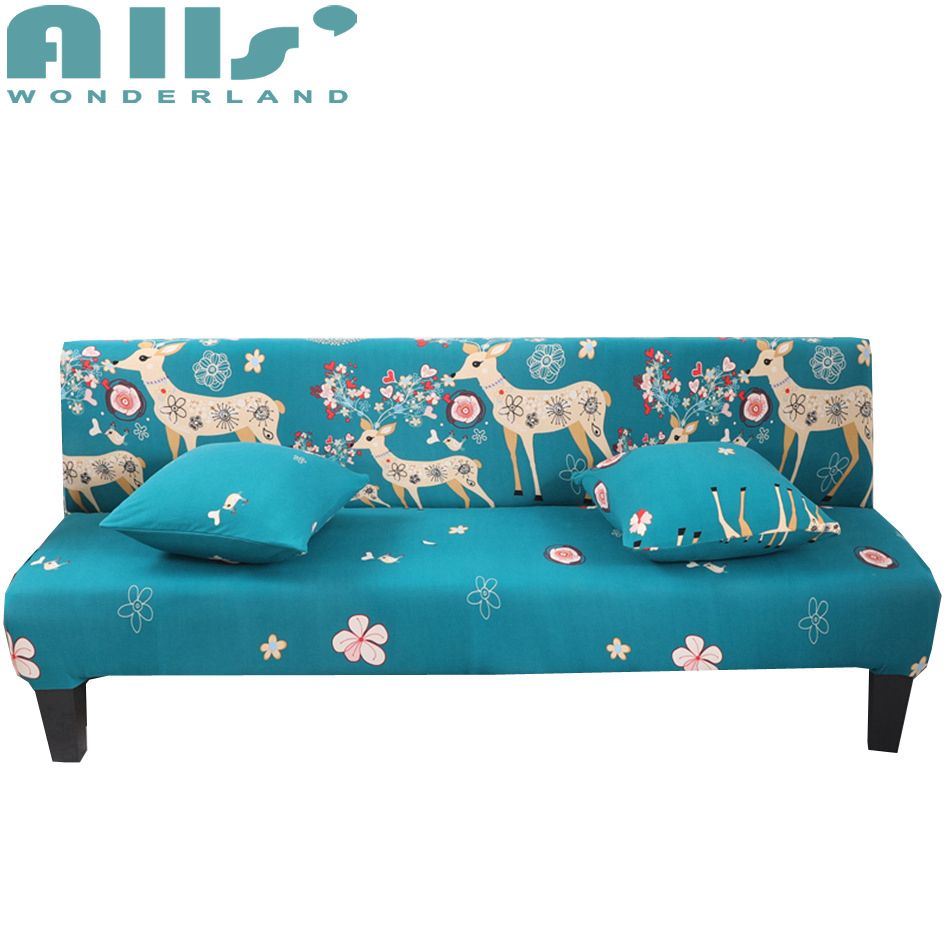 Elastic Cover Couch Protective Cover For Sofa Modern Design Sofa Slipcover Furniture Protector Armless Couch Modern Sofa Designs Couch Covers Slipcovered Sofa