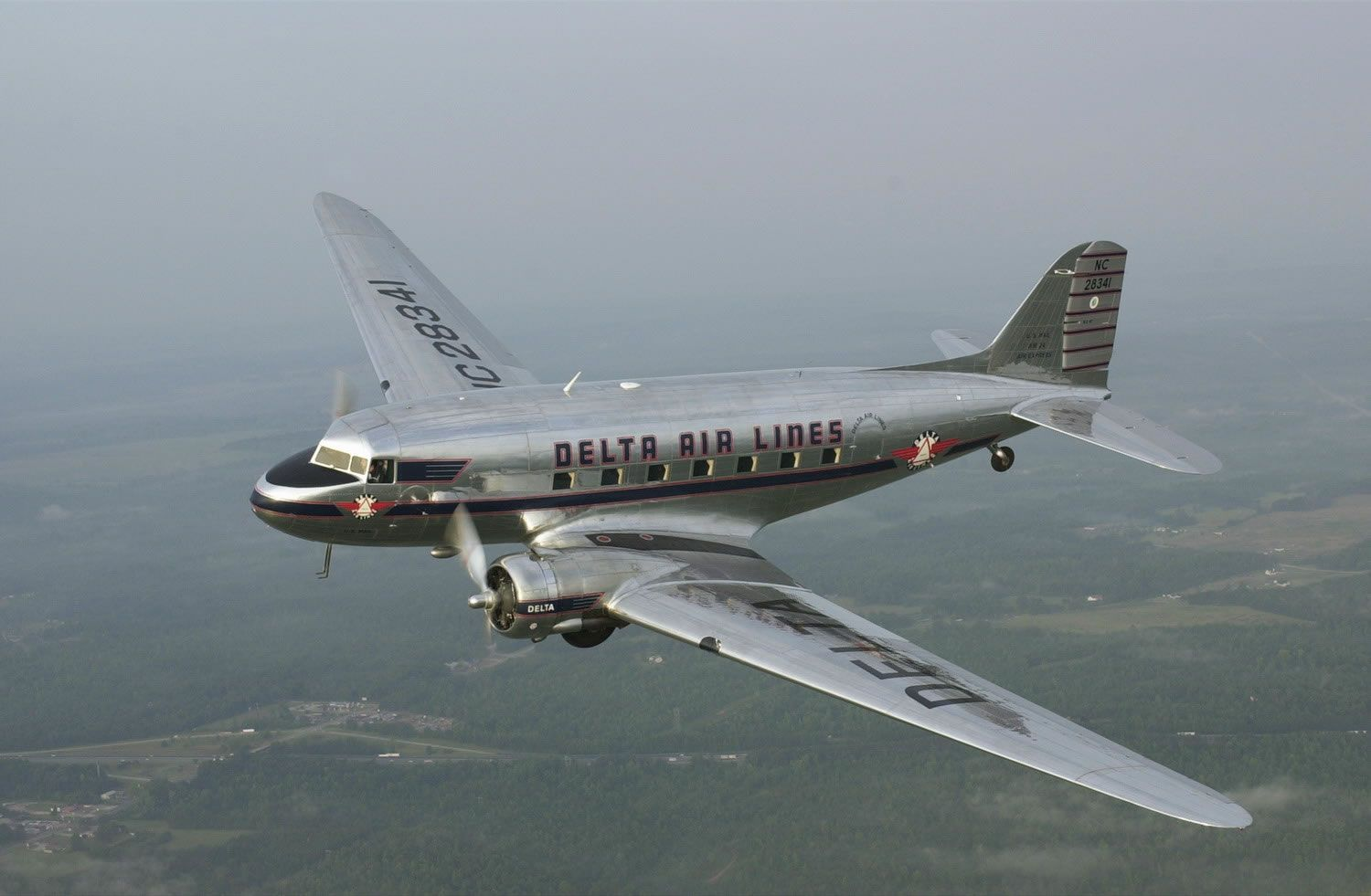 WWII planes to fly practice runs over National Mall in D.C. ...