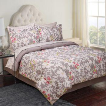 Jessica Mcclintock Bloom 7 Pc Comforter Set Alok