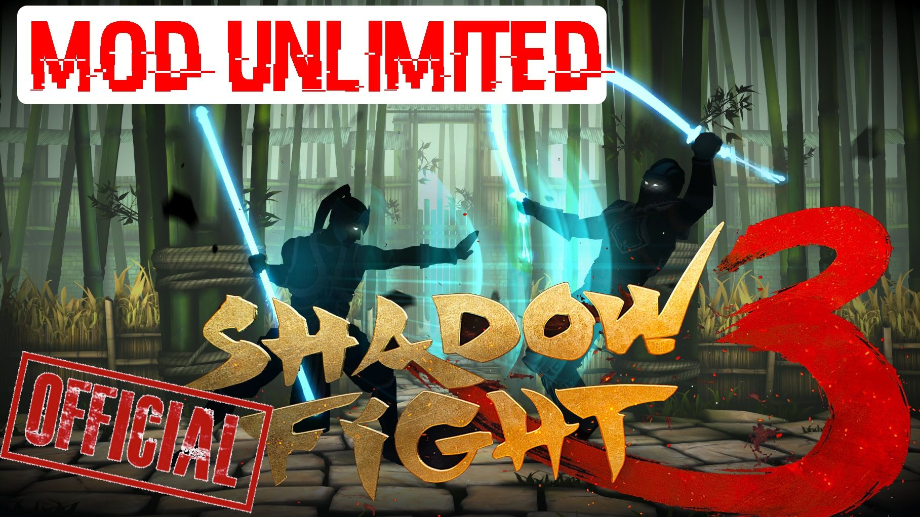 Shadow fight 3 apk mod unlimited download free for android