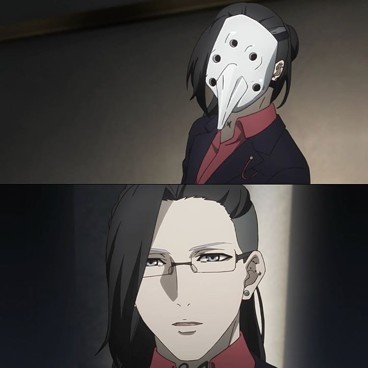 Tokyo ghoul:re OMG GOD   UTA SENPAI OOOOOFFFF