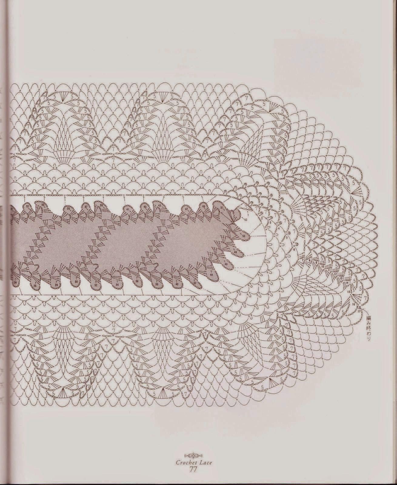 Pin de Marina Maldonado en carpetas en crochet   Pinterest   Patrón ...