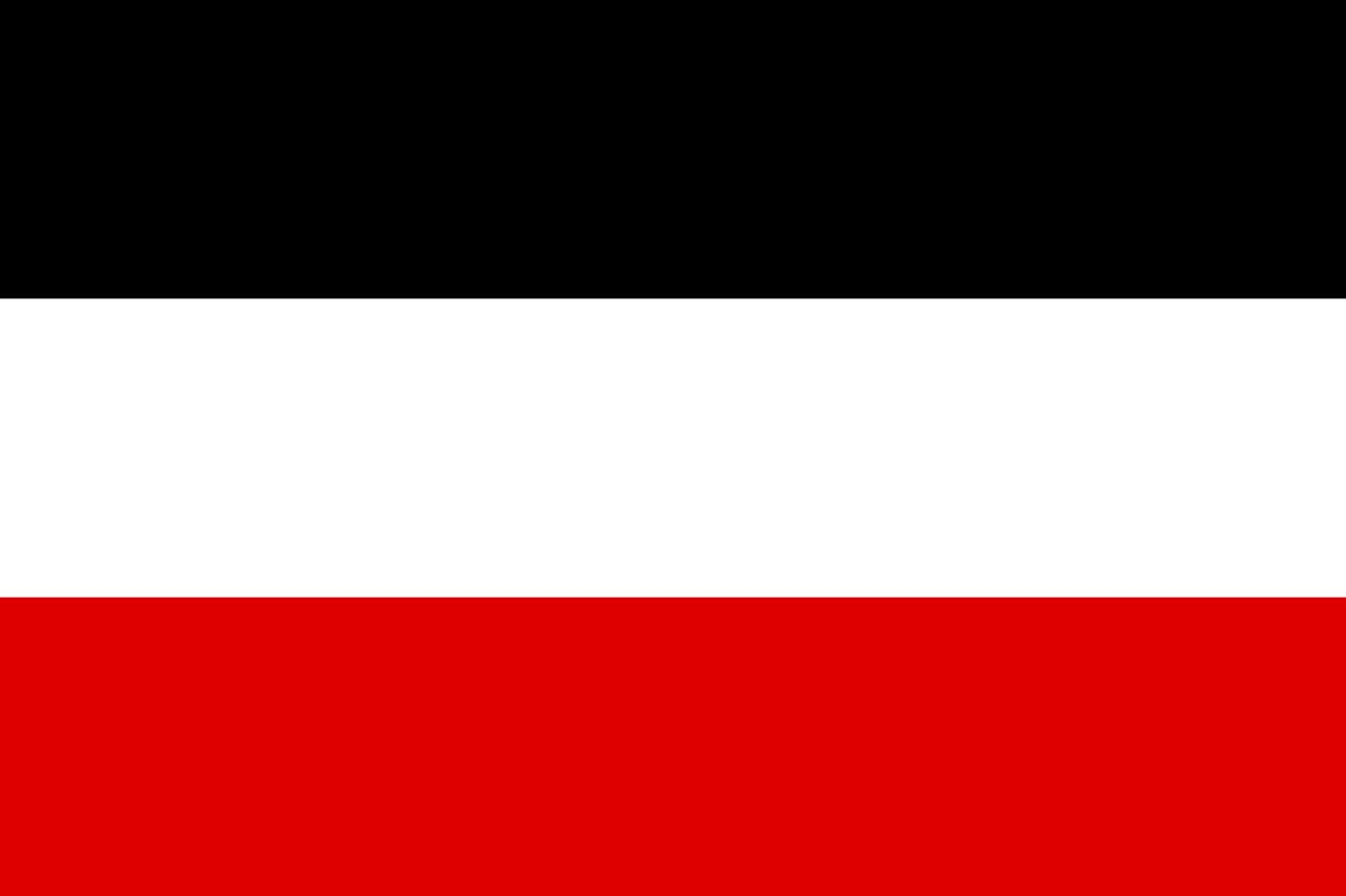 North German Confederation German Empire Germany Flag Flag