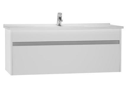 120cm Washbasin Unit (Inc Basin) High Gloss
