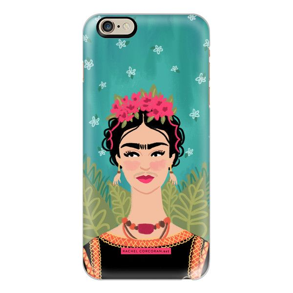 iPhone 6 Plus/6/5/5s/5c Case - Frida Kahlo Colorful Mexican Folk ...