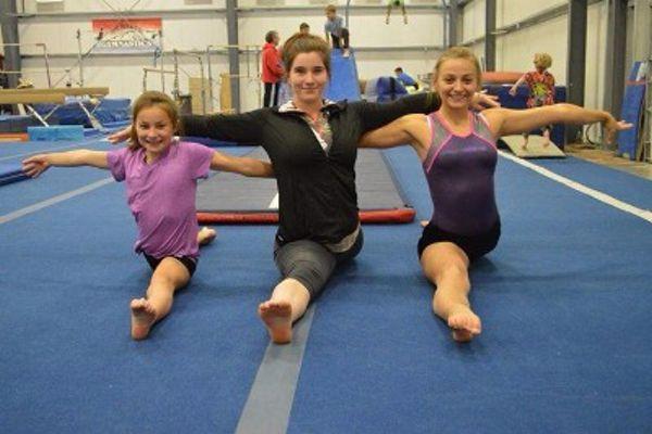 Adult / Teen / Cheer Mt Baker Gymnastics Burlington, WA #Kids #Events