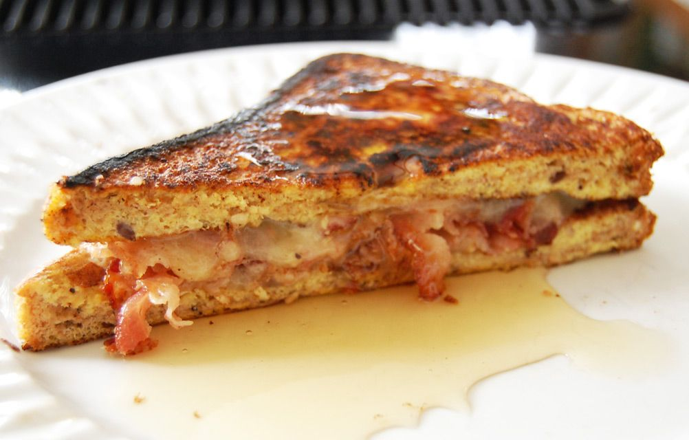 recipe: french toast with bacon and cheese [3]