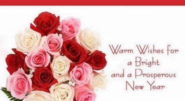 Happy New Year Rose Wallpaper Happy New Year Wallpaper For Girlfriend Happy New Year Rose Ani Happy New Year Message Happy New Year 2014 New Year Wishes Quotes