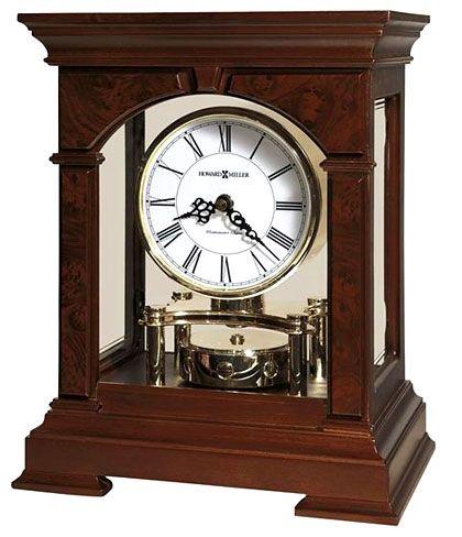 Howard Miller Statesboro 635 167 Chiming Mantel Clock Duvar Saatleri Klasik Duvar