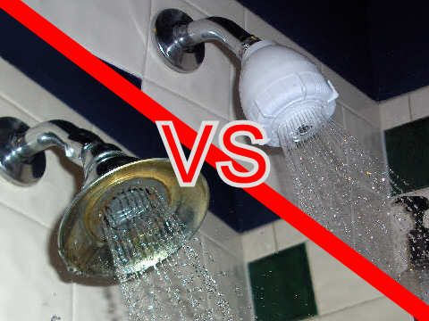Low Flow Shower Head Make Sure You Test It Water Pressure May