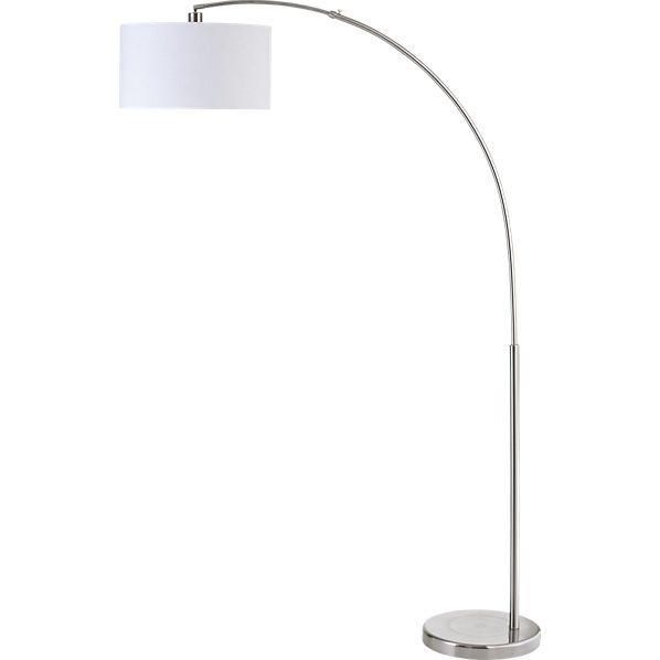 Love the midcentury vibe of this lamp big dipper arc floor lamp in floor lamps