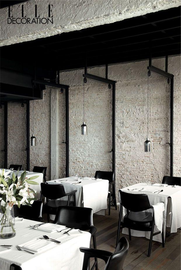 cafe bar - Black Cafe Decor
