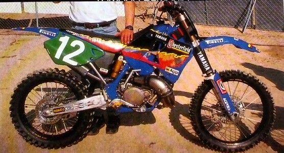 Bildergebnis Für Kawasaki 125 Michele Fanton Motocross 1996 Ktm