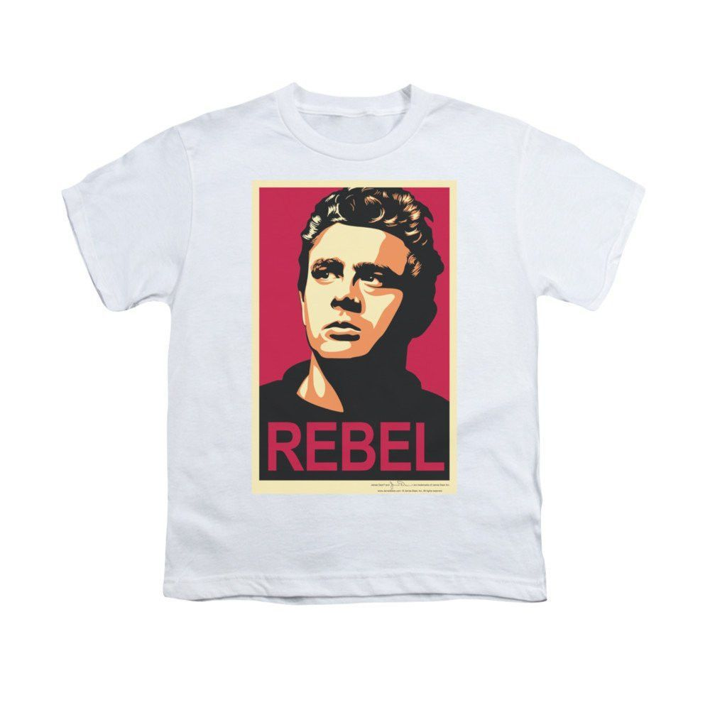 James Dean - Rebel Campaign Youth T-Shirt