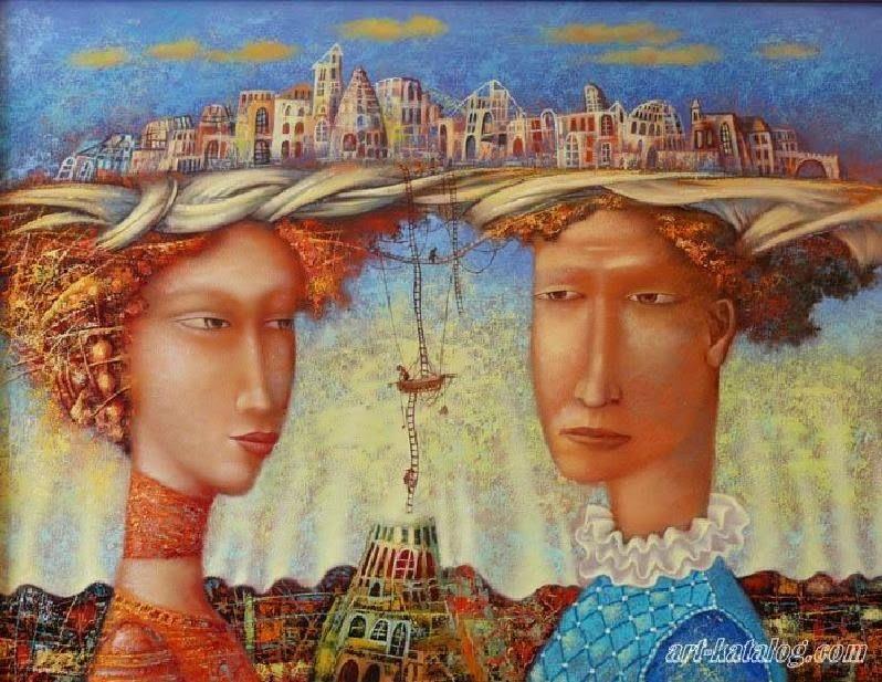 Pinzellades al món: Les il·lustracions d'Alexander Sulimov