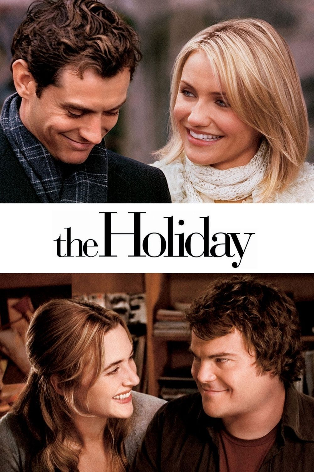 The Holiday (2006) dir. Nancy Meyers Streaming movies