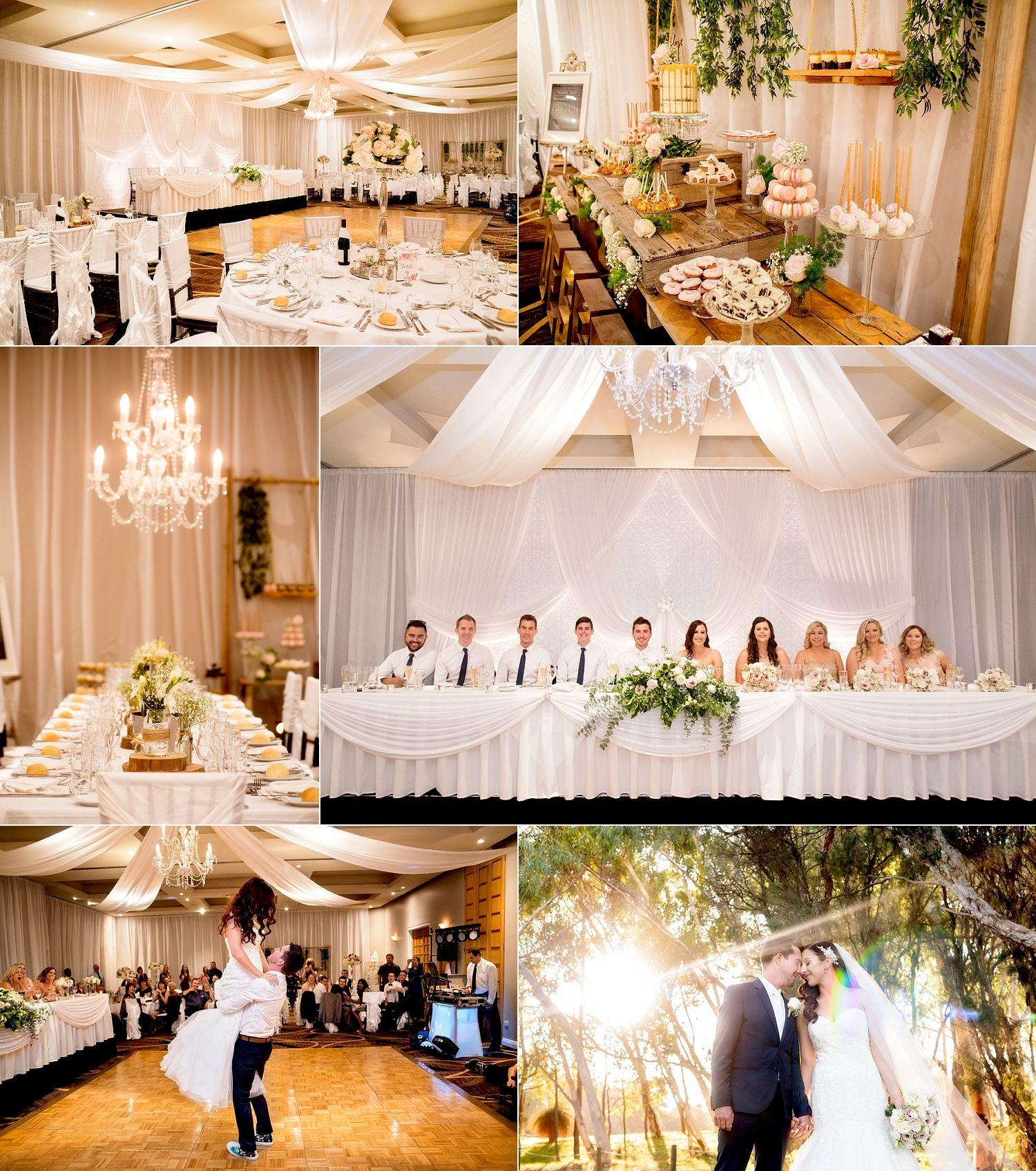 The Vines Resort Swan Valley wedding reception venue Perth ...
