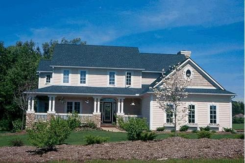Dbi1455 The Newberry 2 Stories 2594 Sq Ft 4 Bedrooms Bedroom House Plans Arranging Bedroom Furniture House Plans