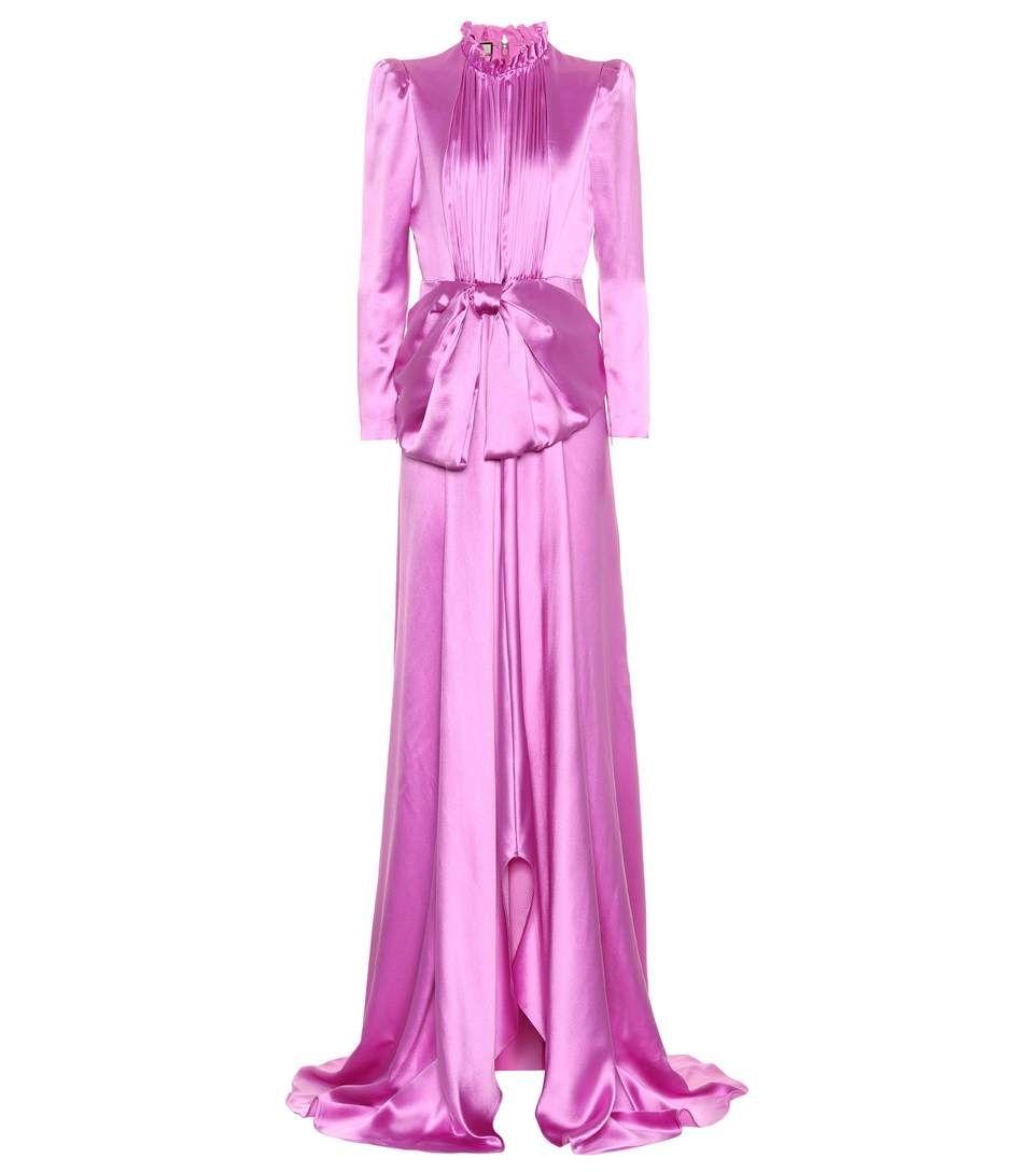 Gucci satin dress. Princess-worthy } x-Dallas   In the Closet ...