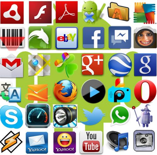 Android Top Free Apps Pack TechnoCampus Top free apps