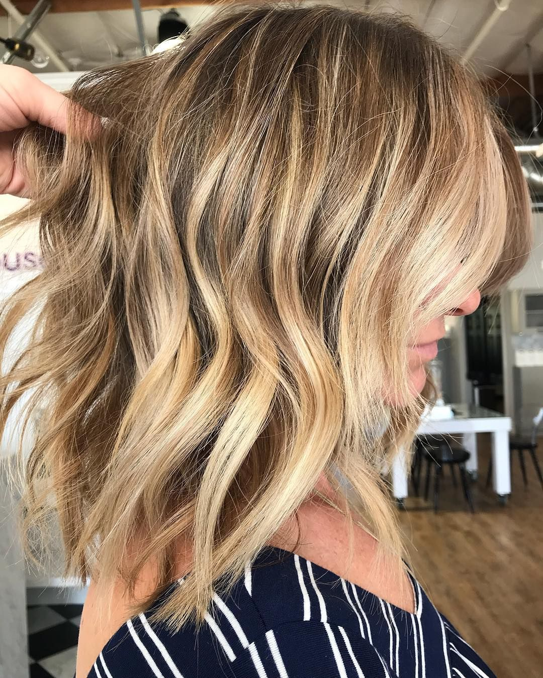 Hair color inspiration : Jennifer Griffiths