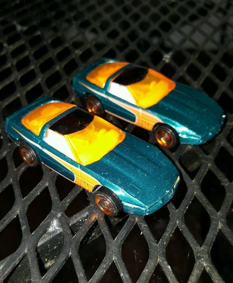 Hot Wheels 1980 Corvette Lot Thailand 1982 Hot Wheels Diecast Toy Toy Car