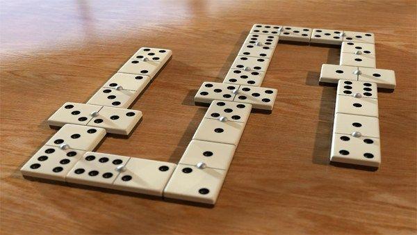 Cara Menang Bermain Gaple dengan Teknik trik Profesional ...