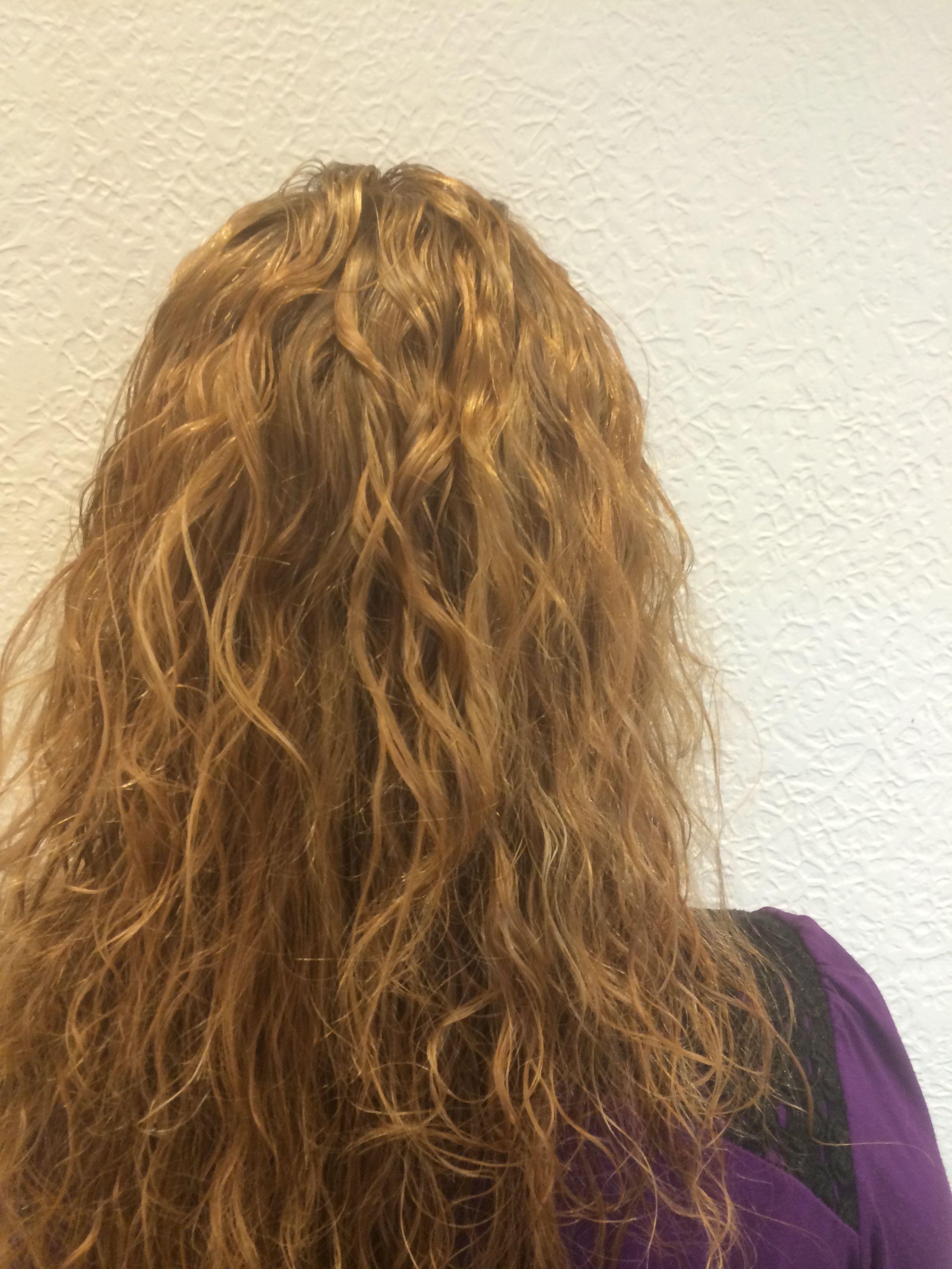 hår permanent