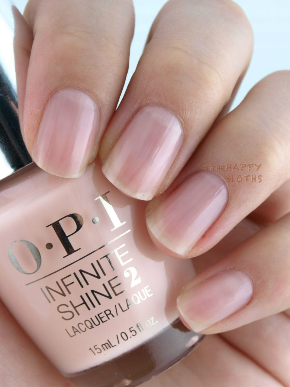 Opi Infinite Shine Lacquer Soft Shades Collection Review