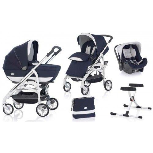 Inglesina Πολυκαρότσι Otutto Deluxe | Baby strollers, Baby ...