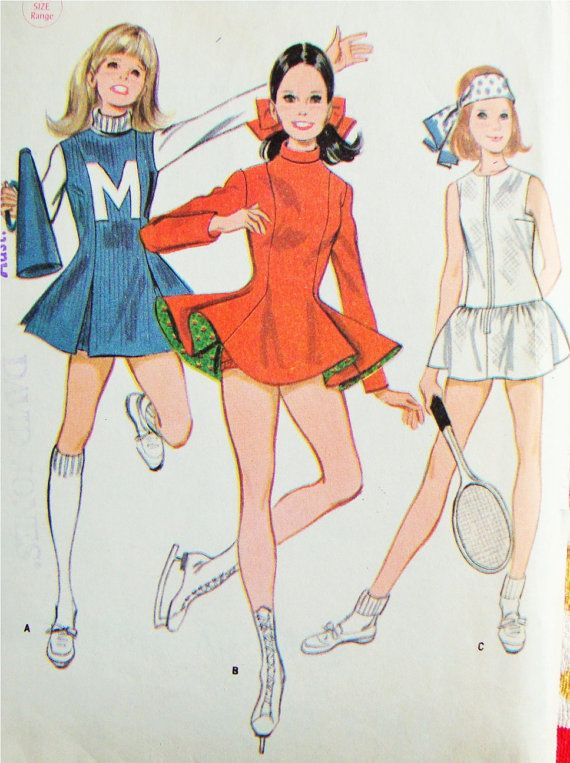 Girl\'s Costumes, Ice Skater Dress, Tennis Outfit & Cheerleader ...