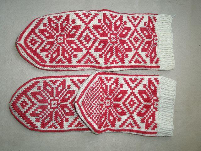 Ravelry: stinasig's Norwegian socks red