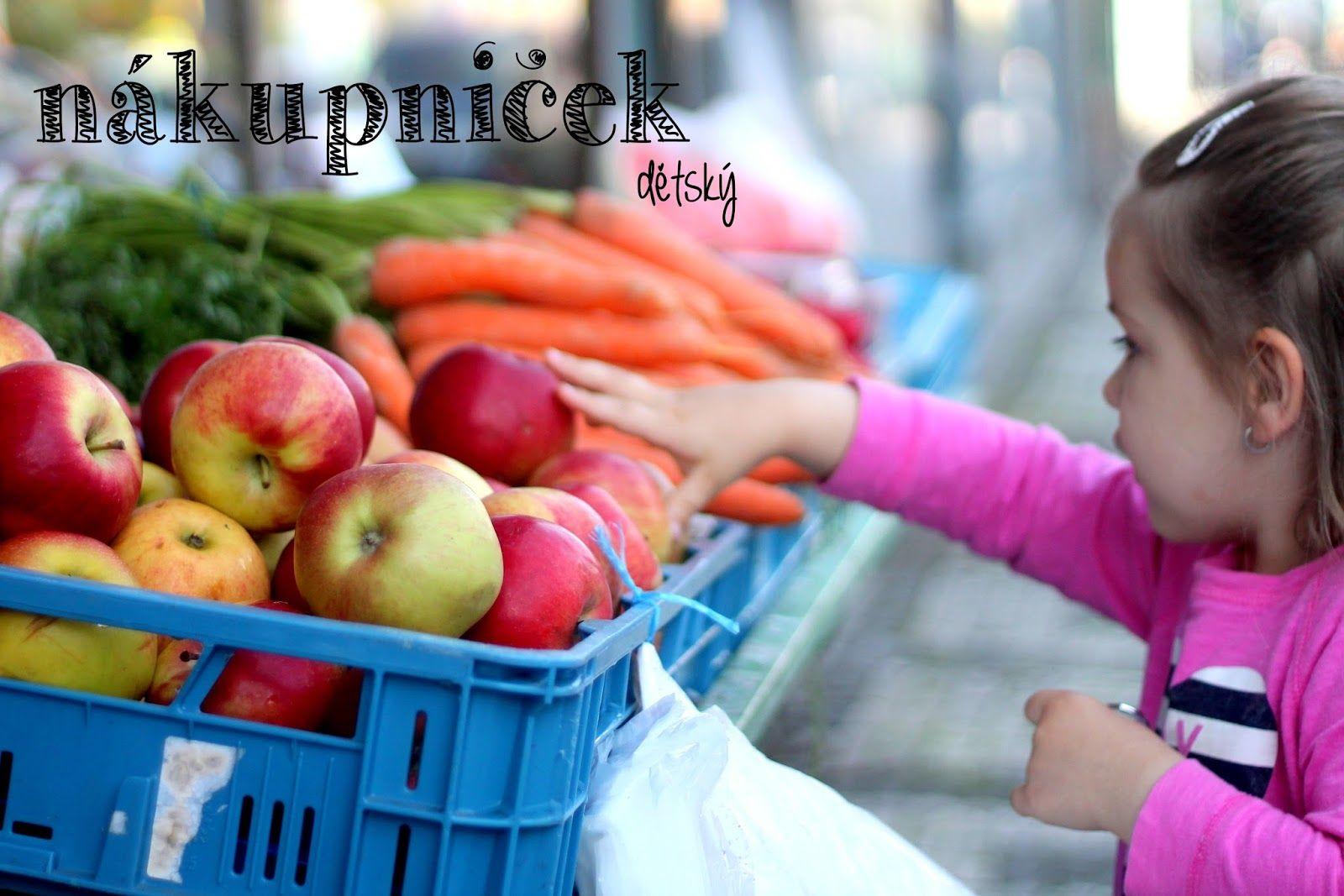 Ovoce a zelenina…třiď, nakup, bav se!